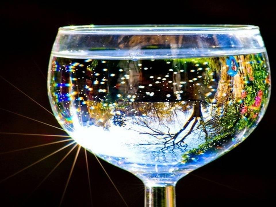Приготовление живой и мертвой воды