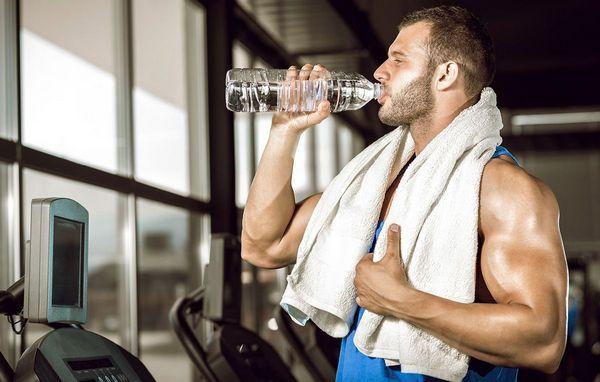 Поддержание водного баланса в спорте