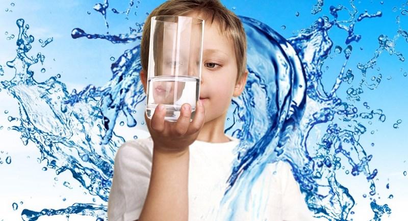 Вода для малышей